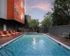 Artist Village Apartment Community Pool